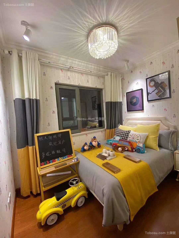 2020现代简约儿童房装饰设计 2020现代简约细节装修图片