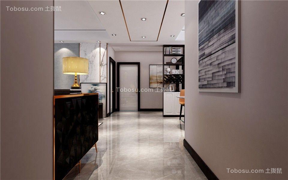 2020后现代玄关图片 2020后现代走廊装修效果图片