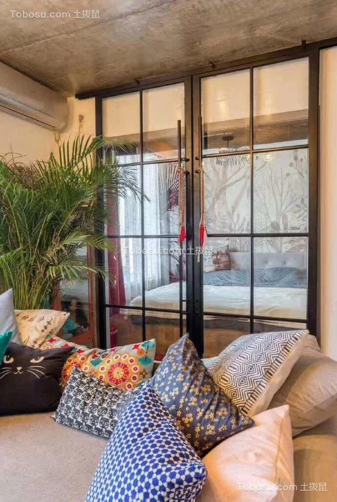 2020混搭客厅装修设计 2020混搭细节装饰设计
