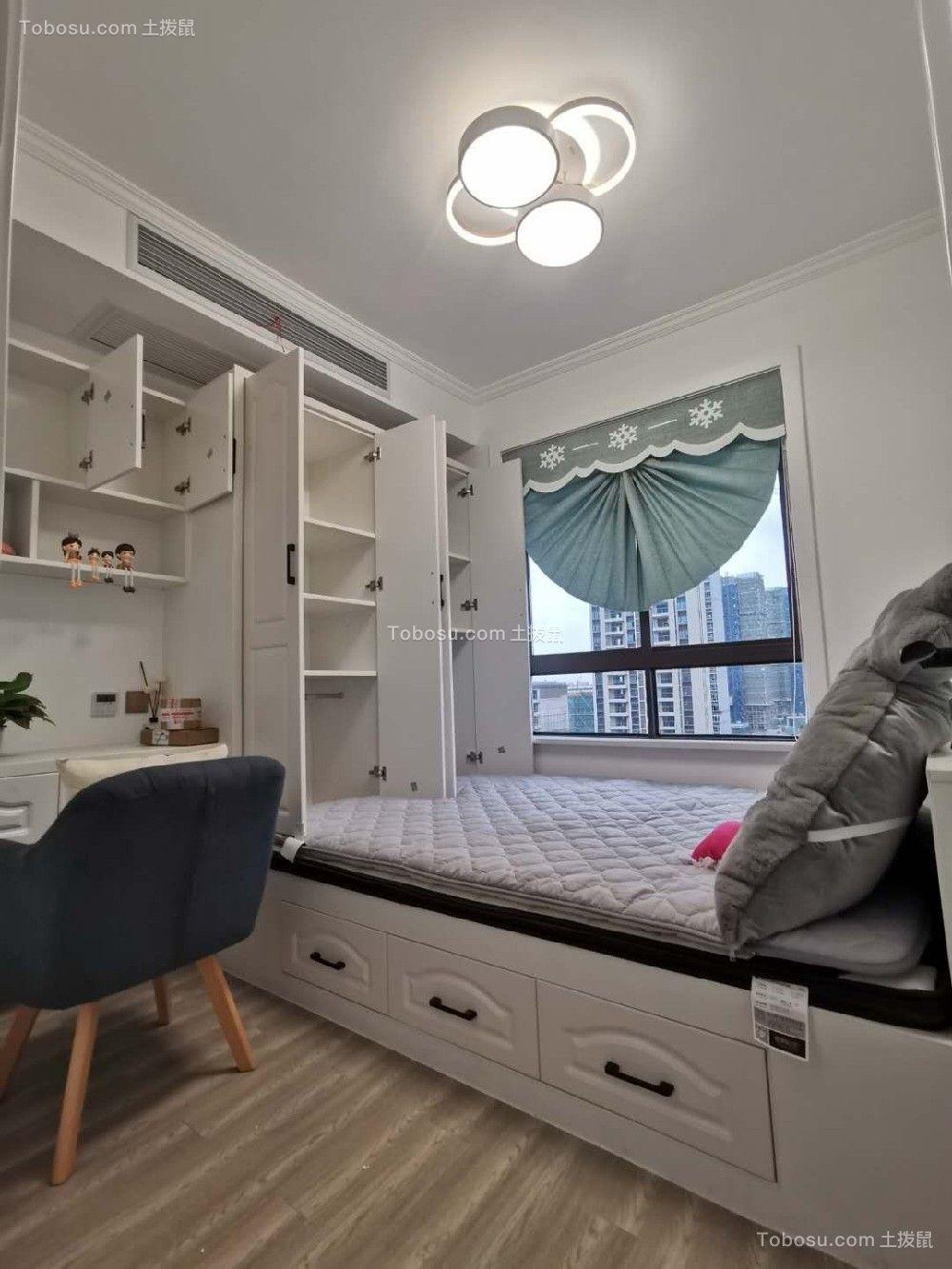 2020简约卧室装修设计图片 2020简约榻榻米装修设计