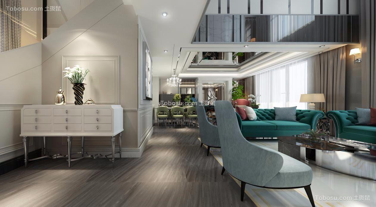 2020现代客厅装修设计 2020现代背景墙装修设计