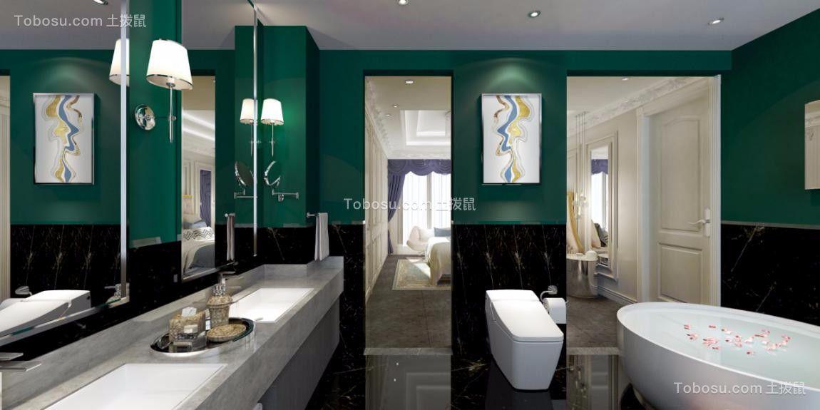 2020现代卫生间装修图片 2020现代背景墙装修设计