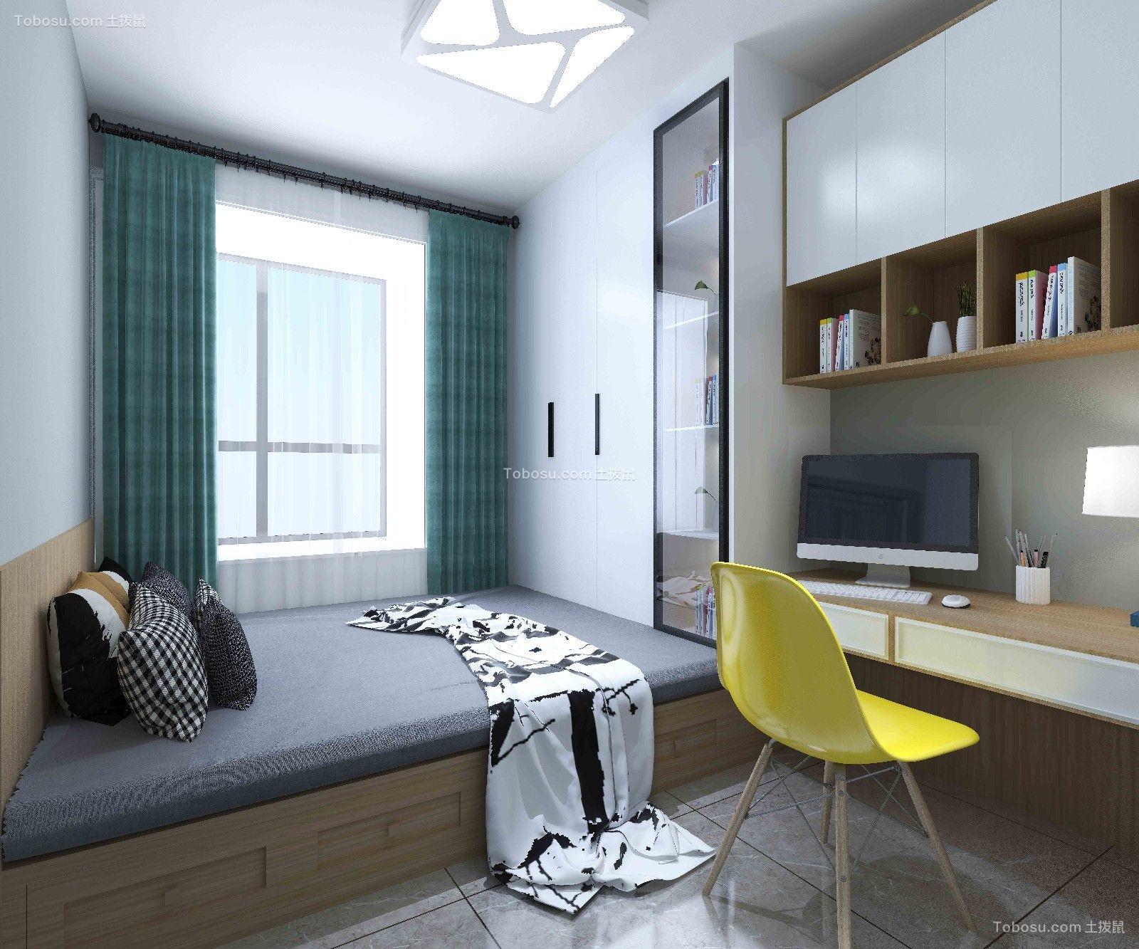 2020简约卧室装修设计图片 2020简约榻榻米装修设计图片