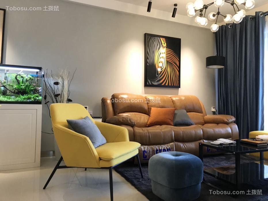 2020北欧客厅装修设计 2020北欧沙发装修图