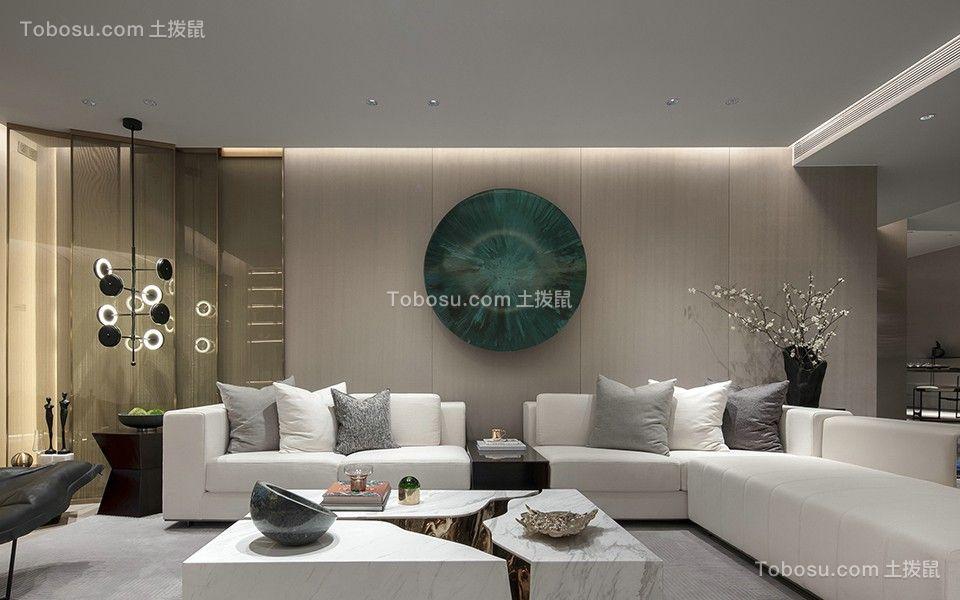 2020中式客厅装修设计 2020中式背景墙图片