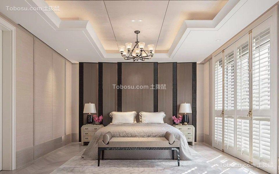 2020欧式卧室装修设计图片 2020欧式背景墙装饰设计