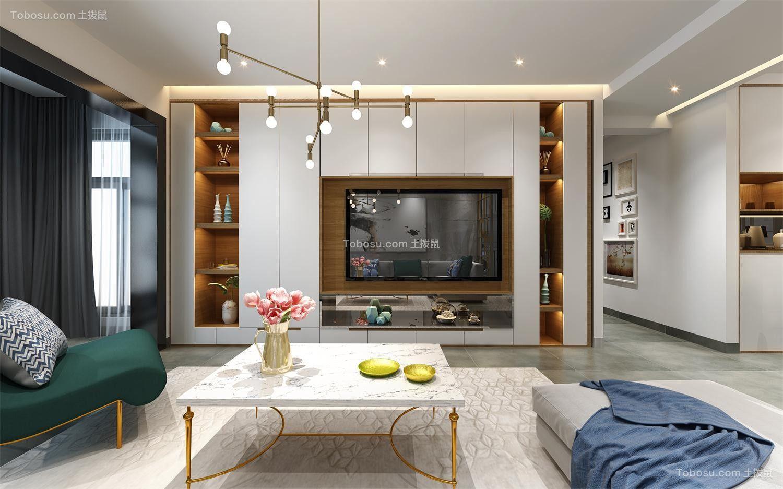 银亿东岸三室改二室北欧设计