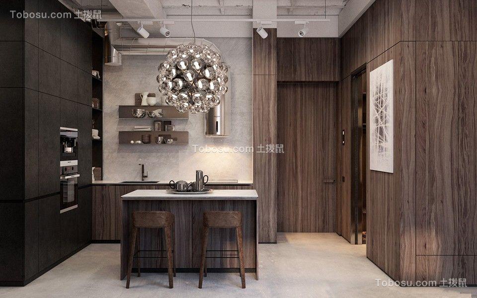 莫斯科公寓设计效果图