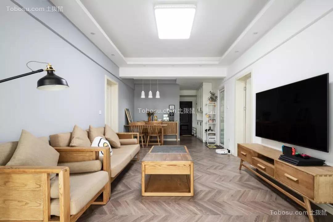 西宁一对新婚夫妇爆改82m²破旧两居室