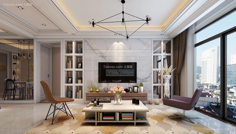 雲巢空间设计--温馨的现代简约风格装修是这样炼成的!