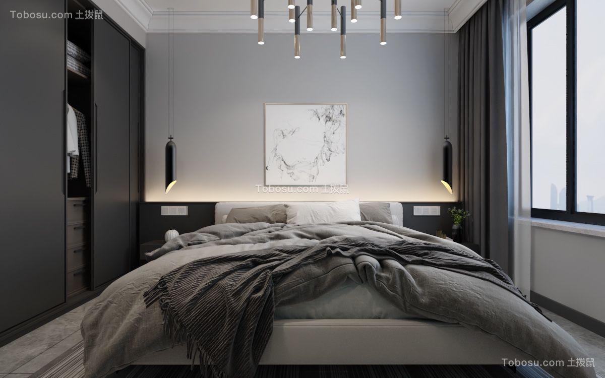2021现代简约卧室装修设计图片 2021现代简约背景墙装修设计