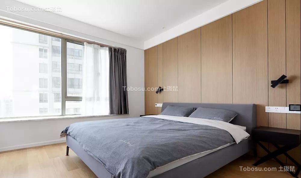 2021北欧卧室装修设计图片 2021北欧背景墙装饰设计