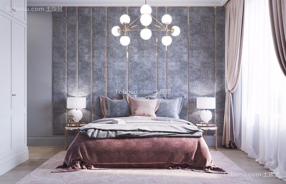 2021北欧卧室装修设计图片 2021北欧吊顶效果图