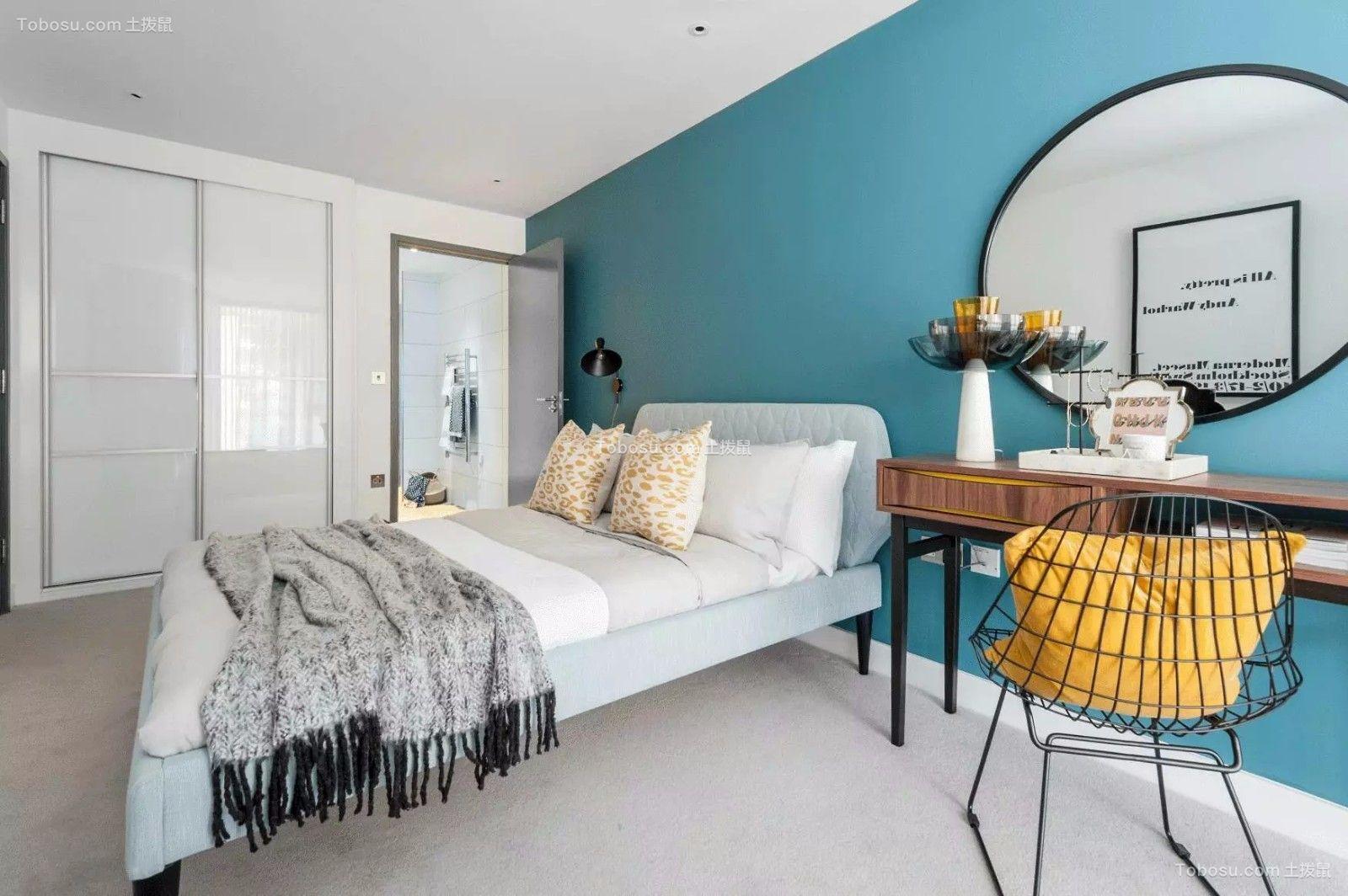 2021北欧卧室装修设计图片 2021北欧书桌装修图