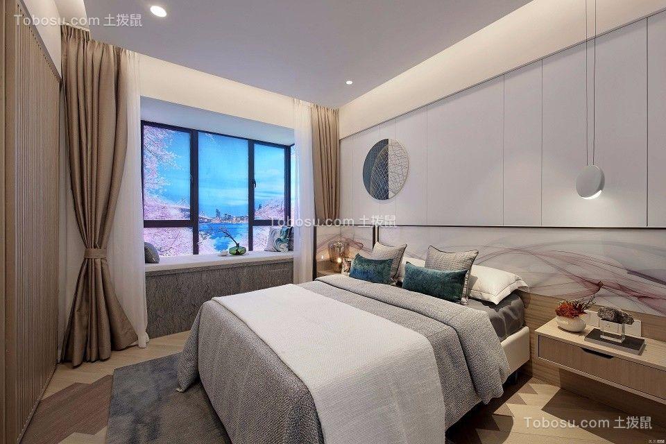 2021中式卧室装修设计图片 2021中式地板装修图片