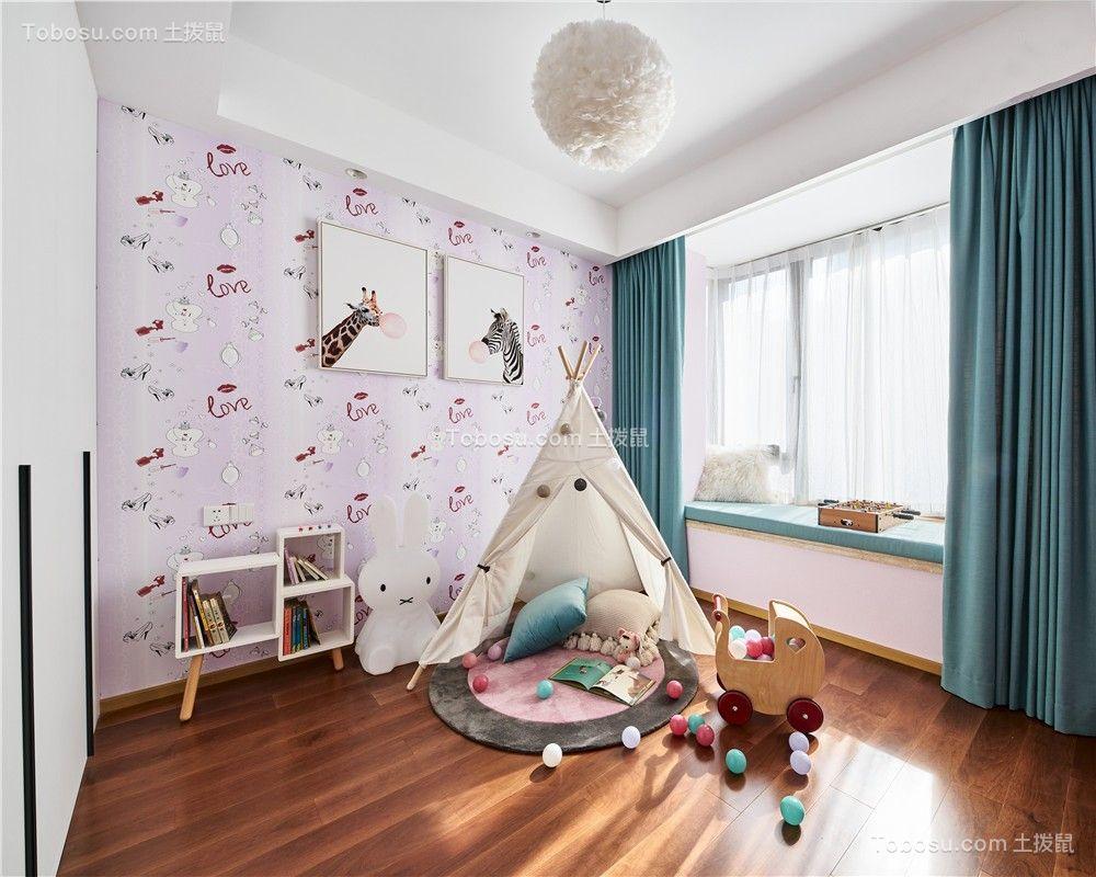 2021北欧儿童房装饰设计 2021北欧细节装修图片
