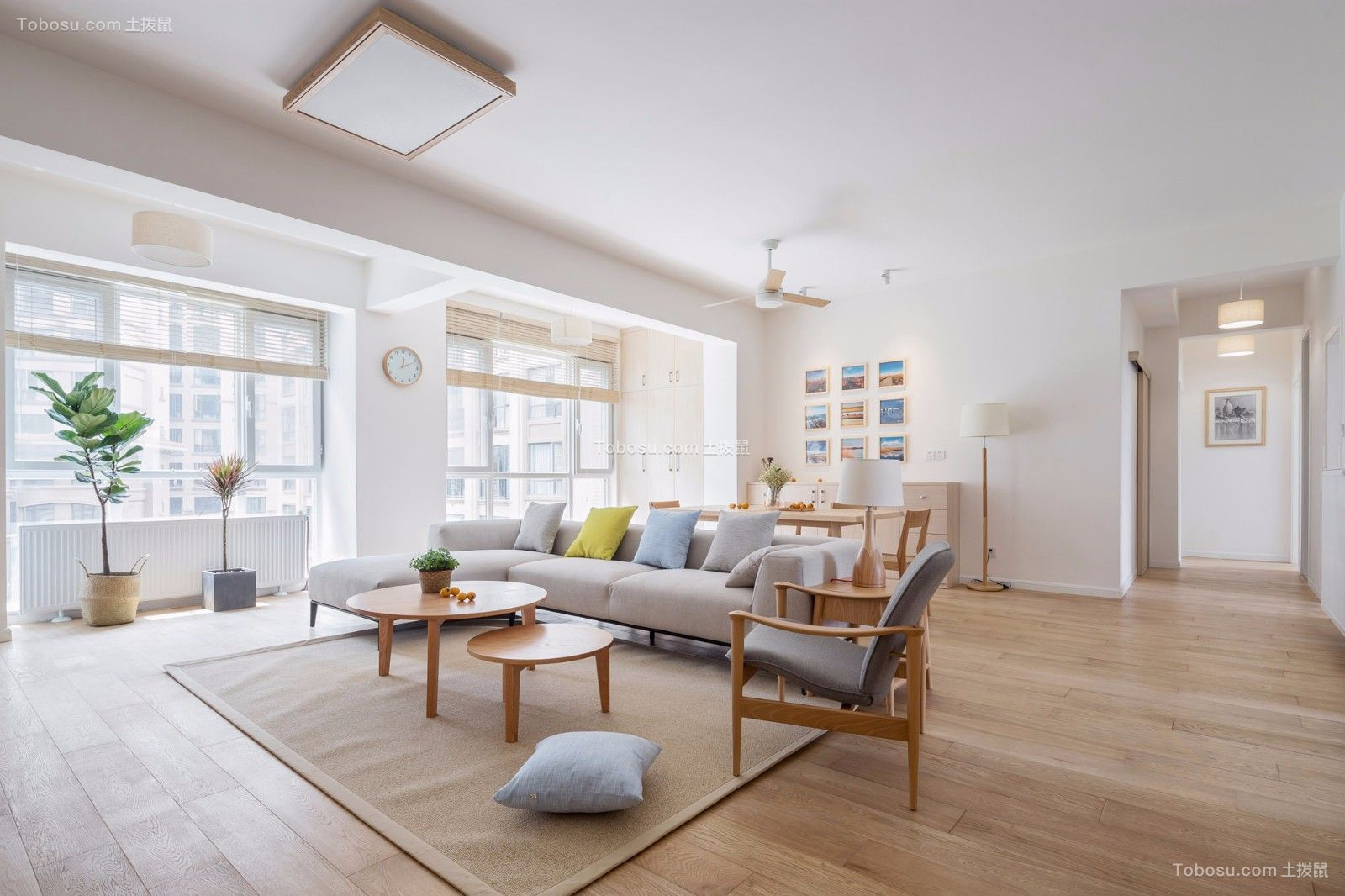 2021日式客厅装修设计 2021日式沙发装修设计