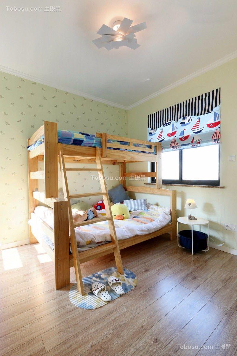 2021现代简约儿童房装饰设计 2021现代简约地板装修设计