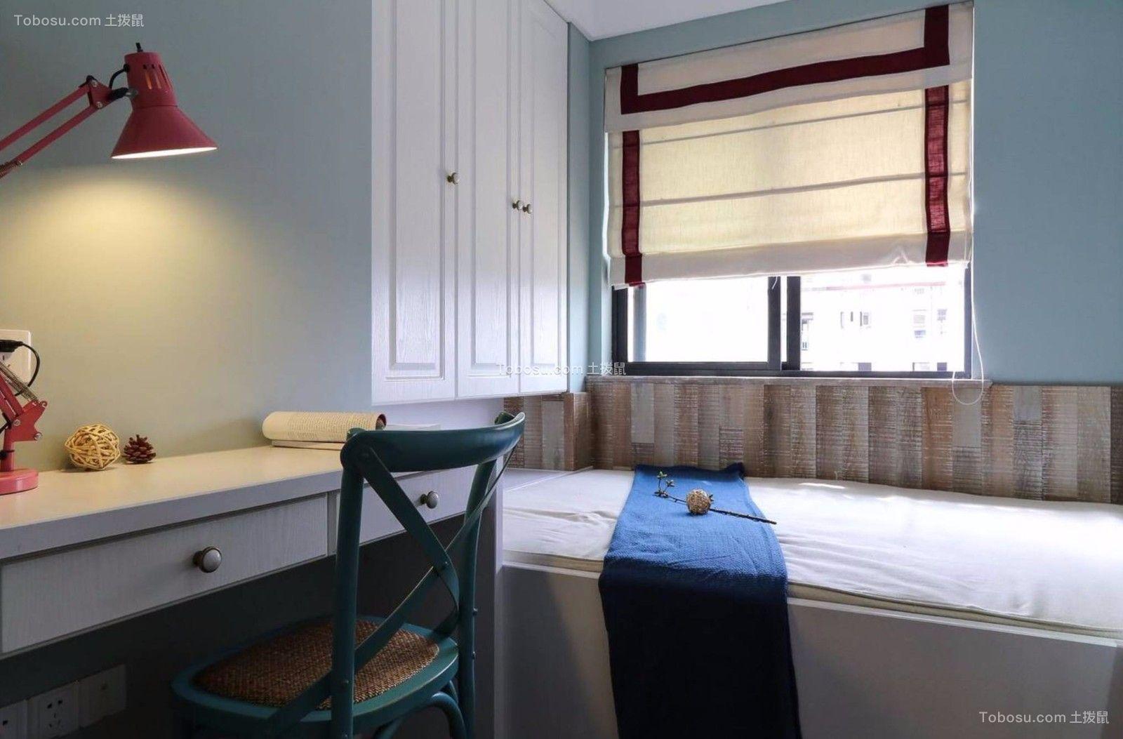 2021美式卧室装修设计图片 2021美式榻榻米装修设计
