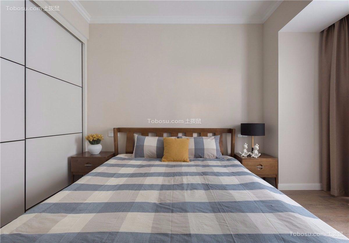 2021现代简约卧室装修设计图片 2021现代简约吊顶效果图