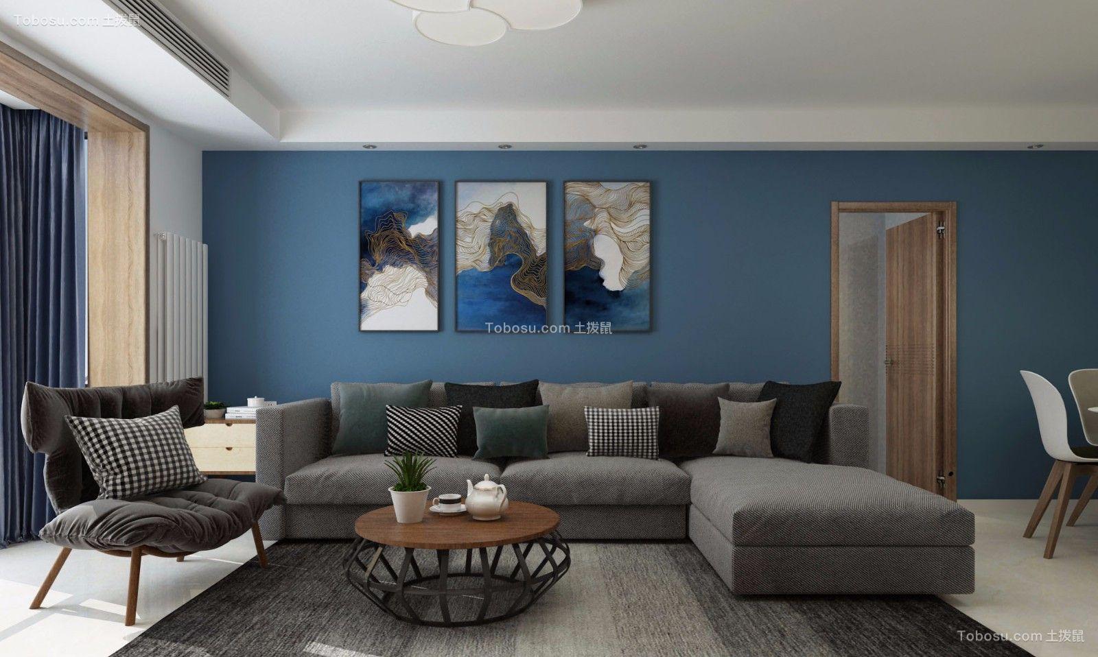 2021现代简约客厅装修设计 2021现代简约沙发装修设计