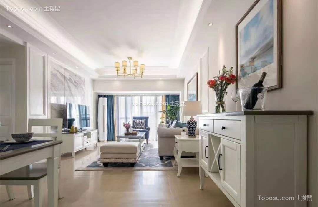 2020简单客厅装修设计 2020简单细节装饰设计