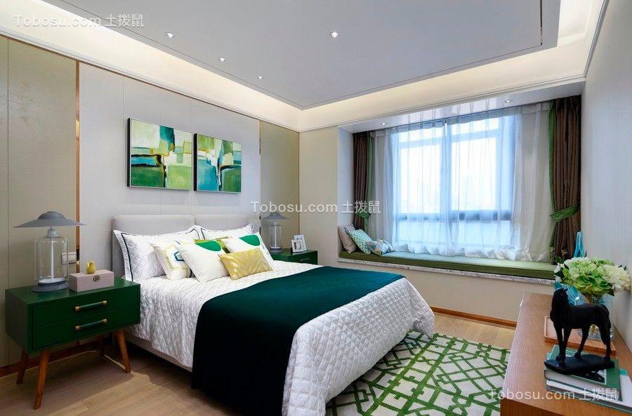 2021北欧卧室装修设计图片 2021北欧地板装修图片