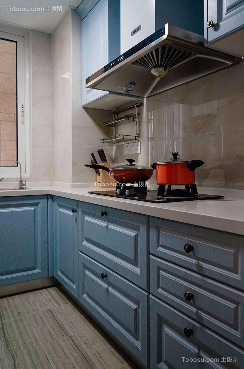 2020北欧厨房装修图 2020北欧地板装修效果图大全