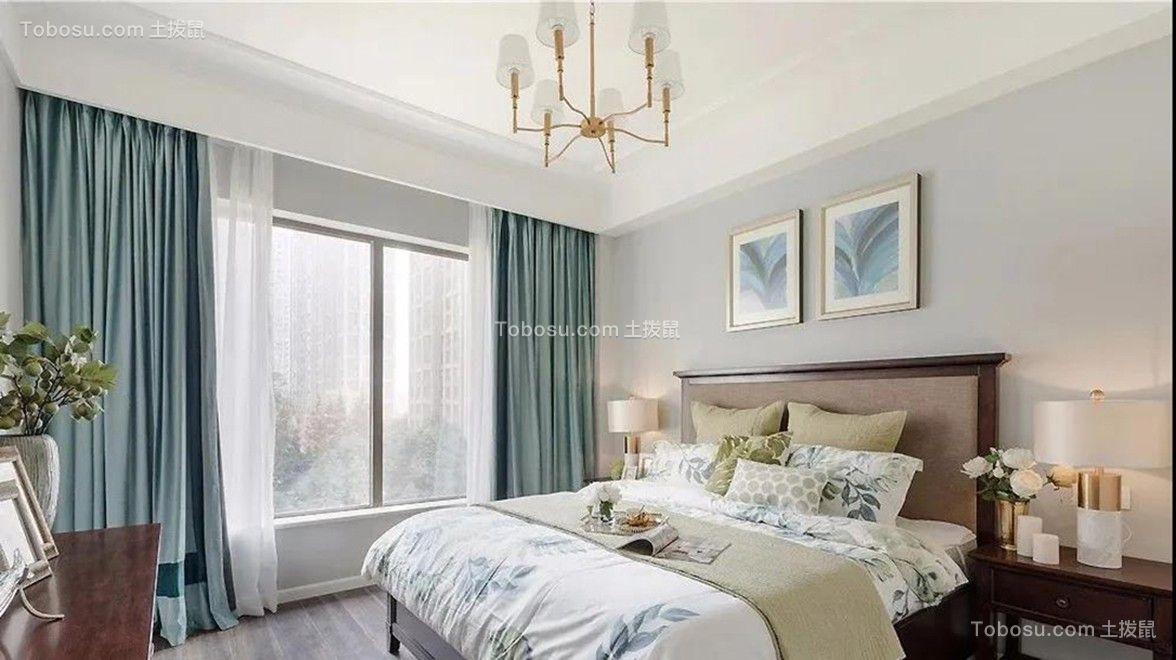 109㎡浪漫美式2室2厅,享受美好生活里的仪式感