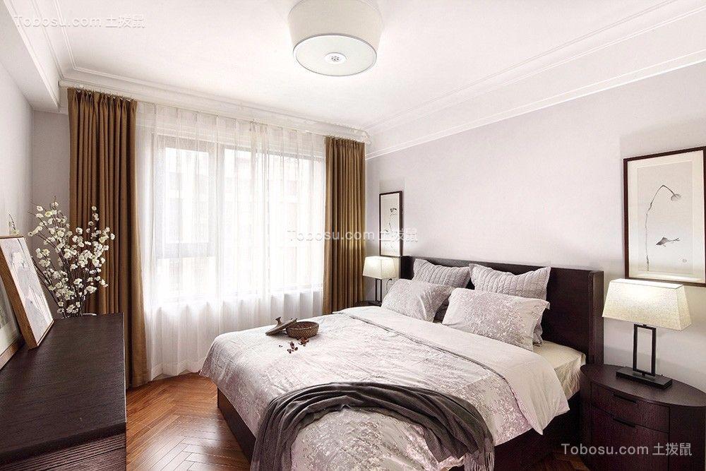 2021混搭卧室装修设计图片 2021混搭地板装修图片