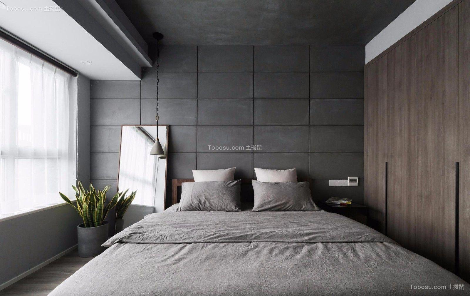 简约120平三居室装修效果图