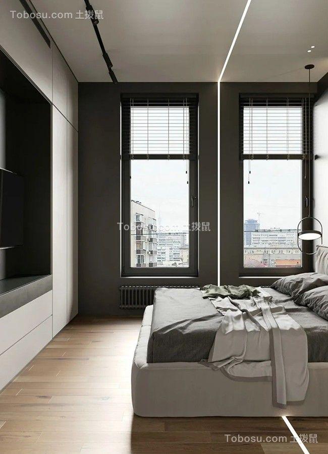 56.4㎡温馨小公寓,隐于自然的轻灵简雅!