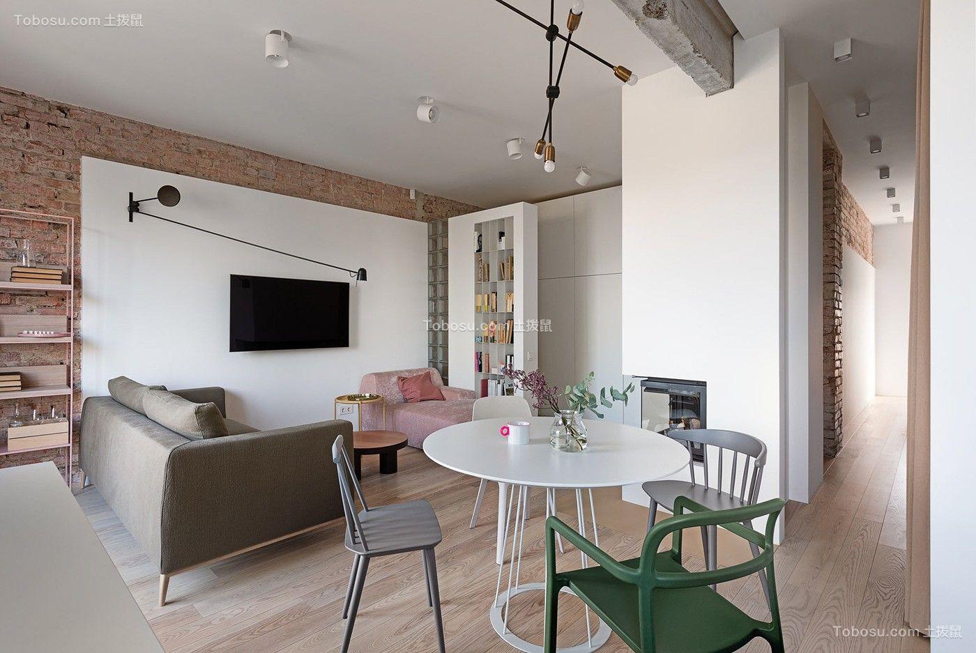 簡約個性小公寓
