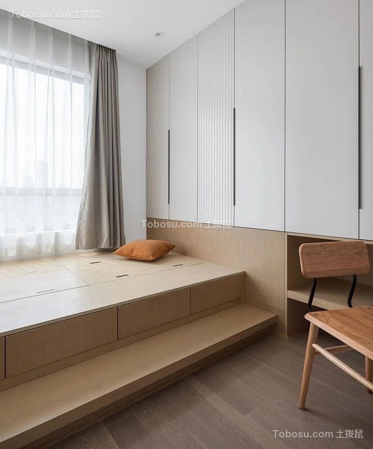 2021简约卧室装修设计图片 2021简约榻榻米装修设计图片