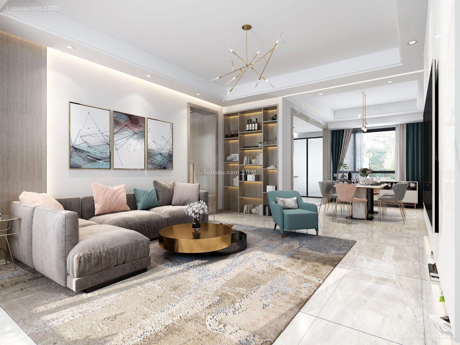2021现代客厅装修设计 2021现代橱柜装修设计