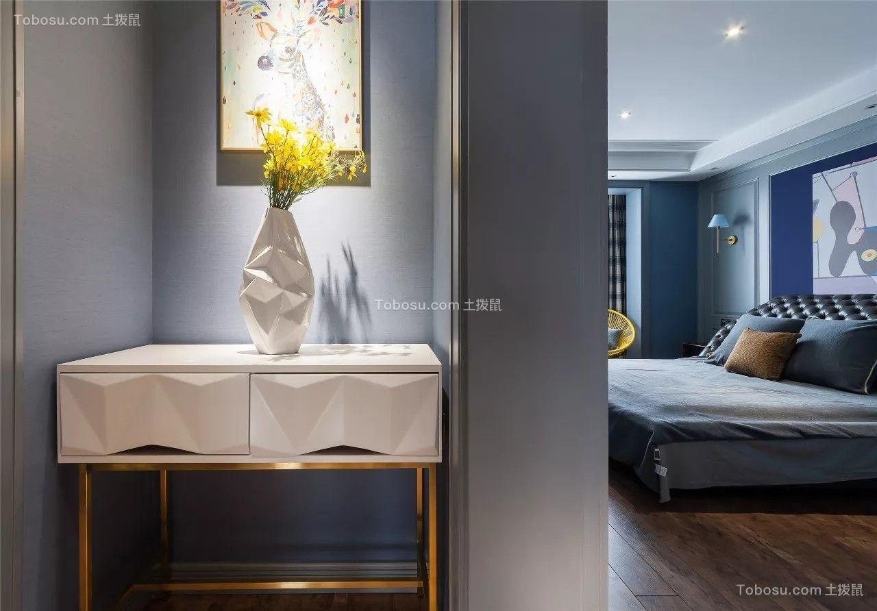 2021美式卧室装修设计图片 2021美式书架装修图片