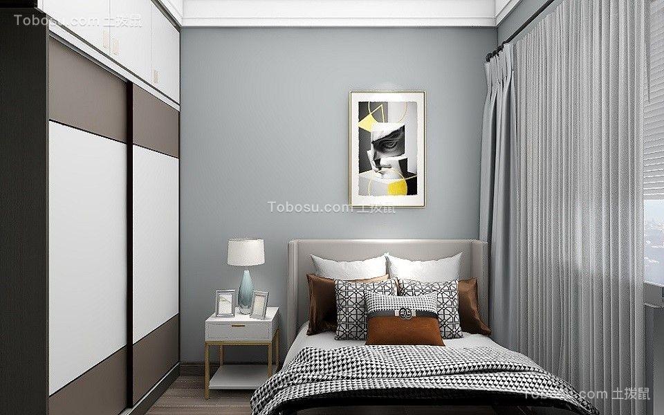 2021现代卧室装修设计图片 2021现代地砖装修图片