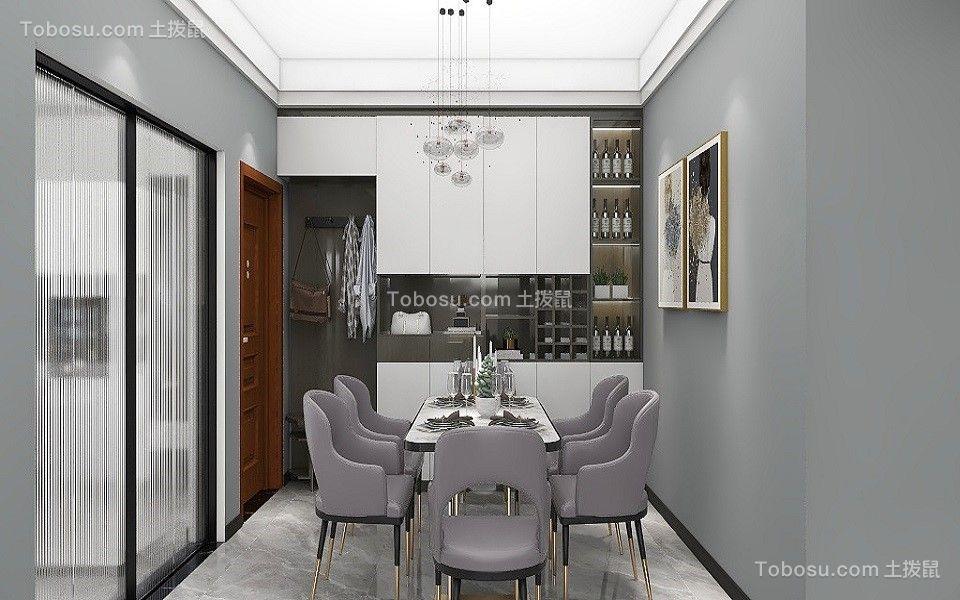 2021现代餐厅效果图 2021现代照片墙图片
