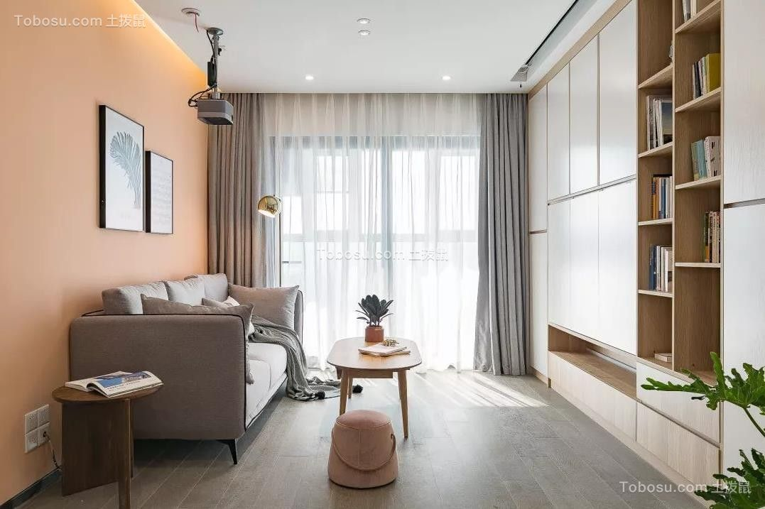 2021简约客厅装修设计 2021简约背景墙装修设计