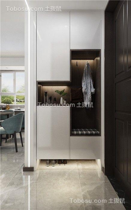 2021现代玄关图片 2021现代衣柜装修设计