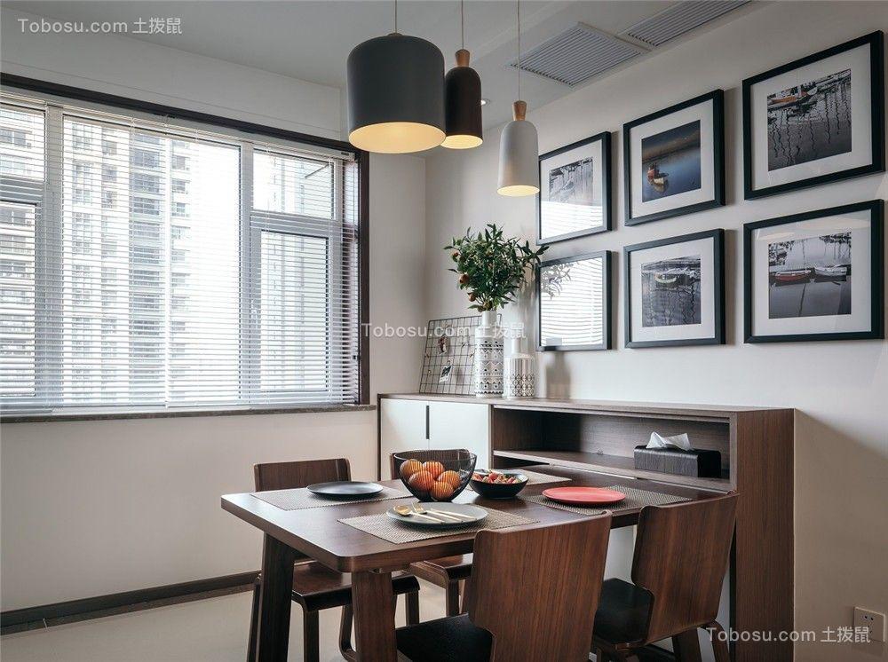 2021现代书房装修设计 2021现代照片墙效果图