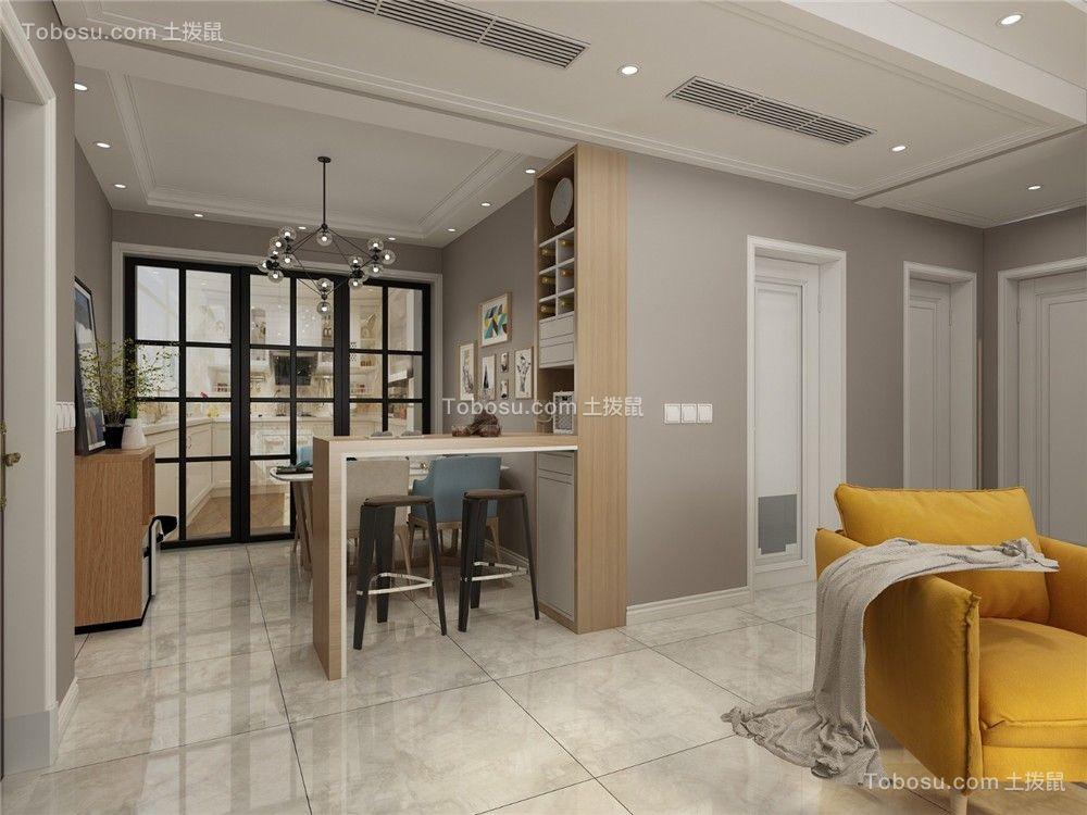 2021北欧客厅装修设计 2021北欧走廊效果图