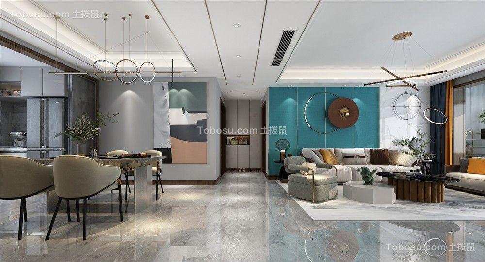 2021简单客厅装修设计 2021简单走廊装修效果图大全