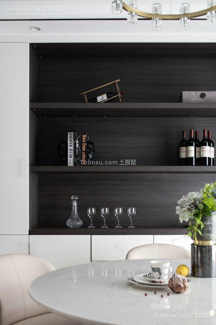 2021混搭厨房装修图 2021混搭餐桌装修效果图片