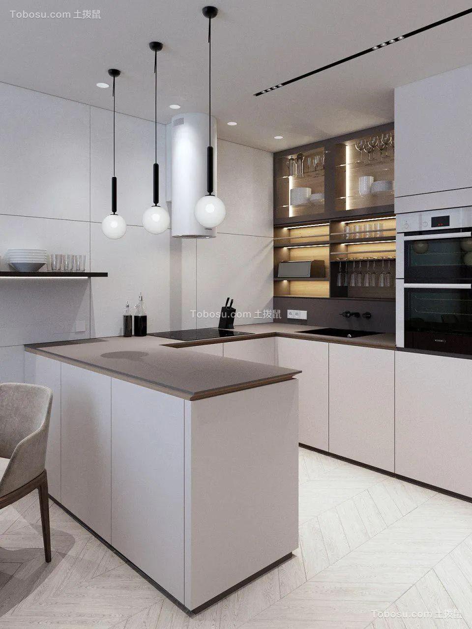 2021现代厨房装修图 2021现代背景墙装修设计