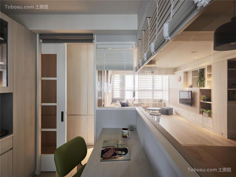 2021北欧厨房装修图 2021北欧厨房岛台效果图