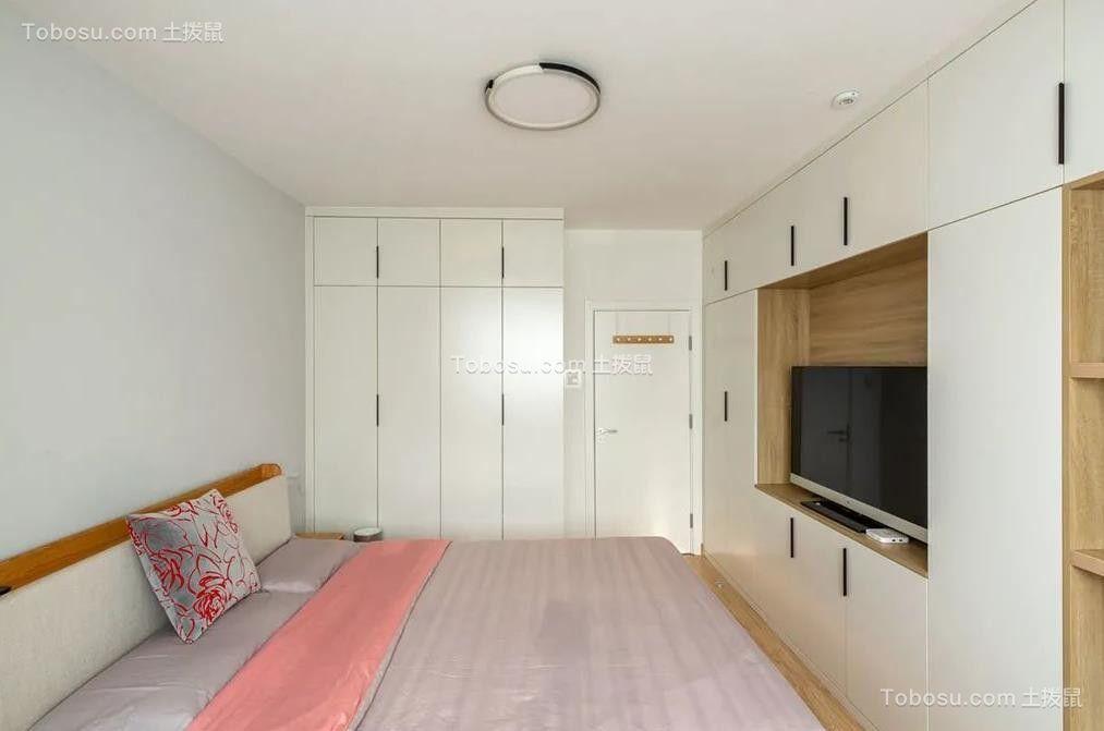 2021现代卧室装修设计图片 2021现代衣柜图片