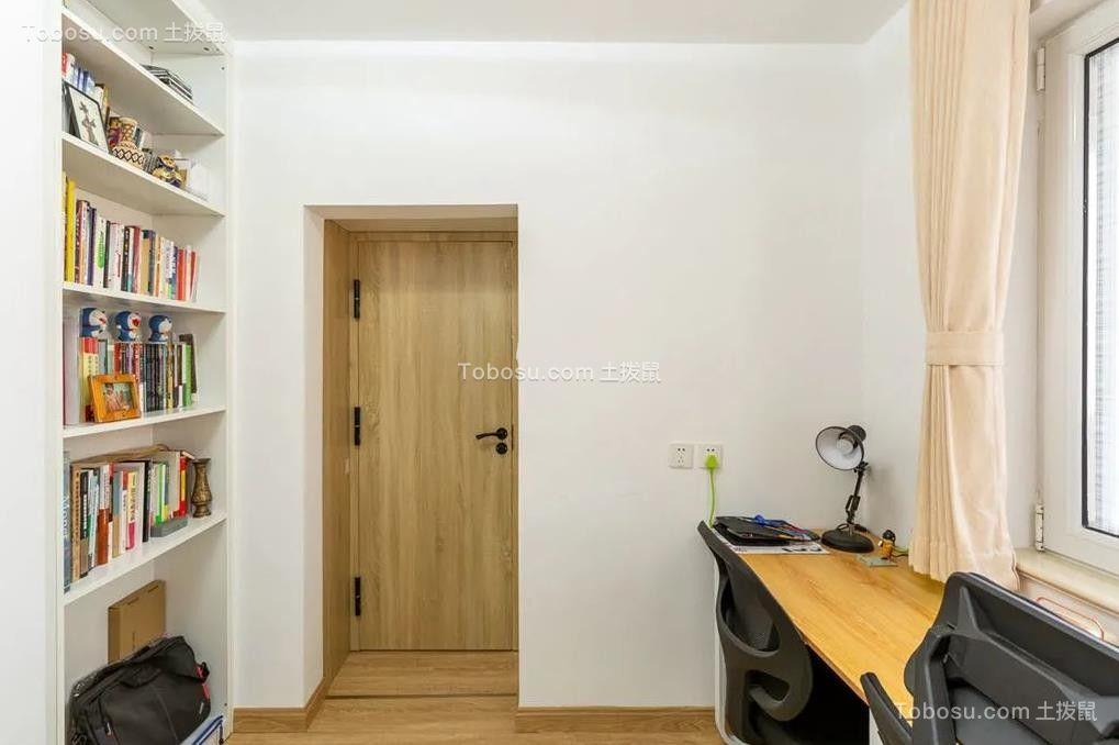 2021现代书房装修设计 2021现代书桌图片