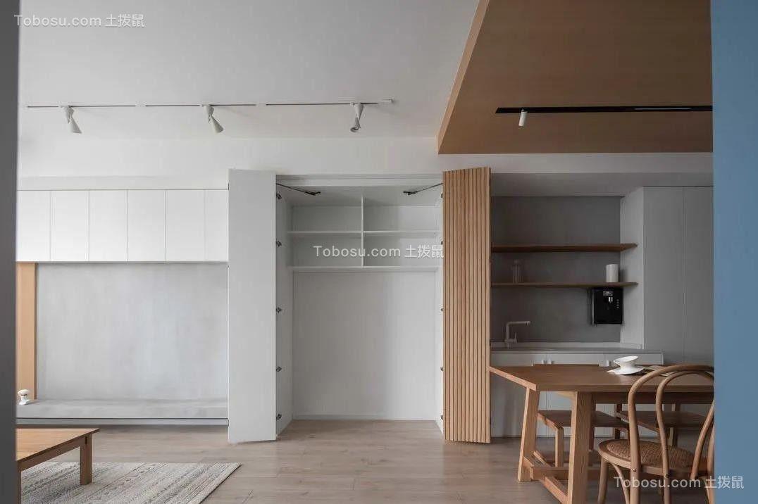 2021现代简约餐厅效果图 2021现代简约背景墙装修图