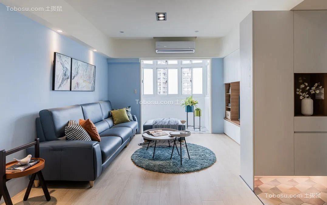 2021北欧客厅装修设计 2021北欧背景墙图片